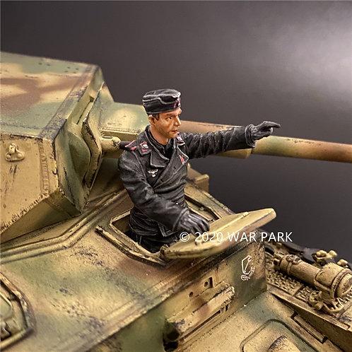 KU033 Groß deutschland Tank Crew Member