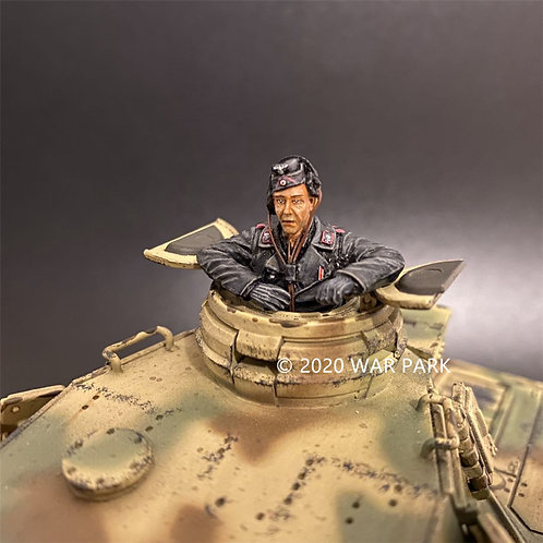 KU035 Groß deutschland Tank Crew Member