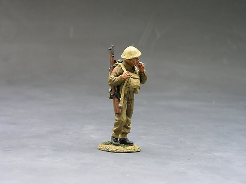 FoB022 - British Tommy with Helmet