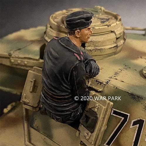 KU037 Groß deutschland Tank Crew Member