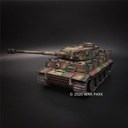 "AX007 Tiger I Das Reich Division ""Tiki"" No.S34 in Kursk"