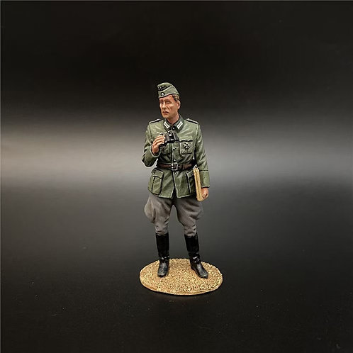 NO010 Wehrmacht Colonel With A Cap