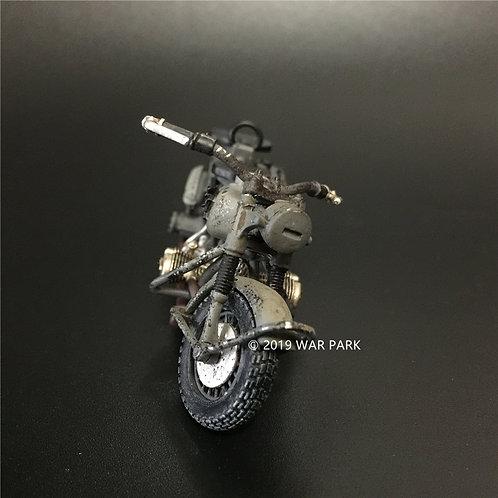 WS022 German BMW Motorcycle