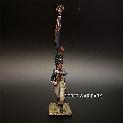 NP004 Old Guard Grenadier Standard Bearer