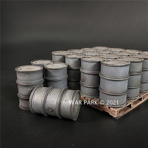 WS026 200L fuel drum & board set