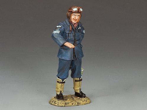 RAF020 Sergeant Pilot George Unwin
