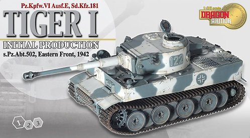 61003 Tiger I Initial Production, #122, s.PzAbt.50