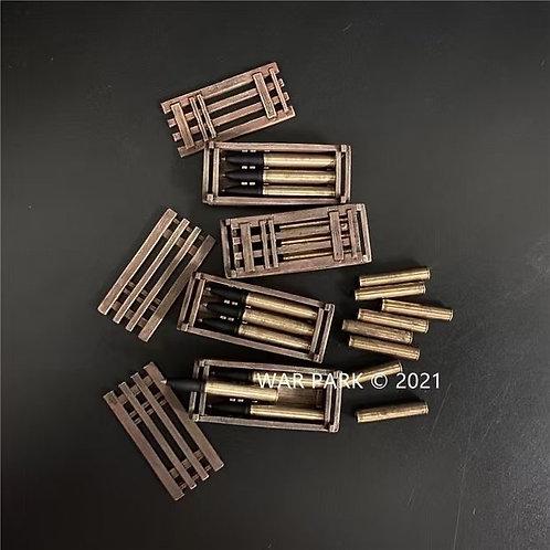 WS027 88mm PzGr.40 shells set