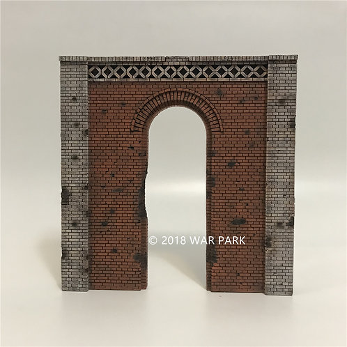 WS010 Double-Column Arch Wall
