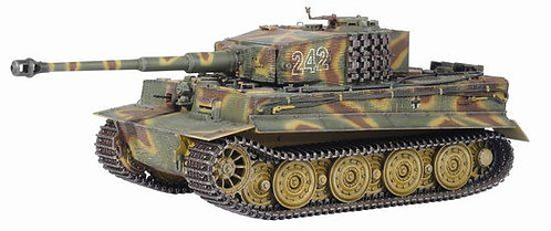 61014 Tiger I Late Production w/Zimmerit