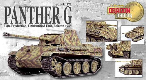 61025 Panther G Late Production, Unidentified Unit