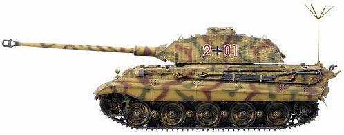 61027 King Tiger Porsche Turret Command Version