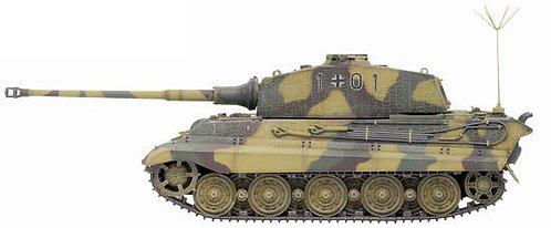 61030 King Tiger Henschel Turret Command Version