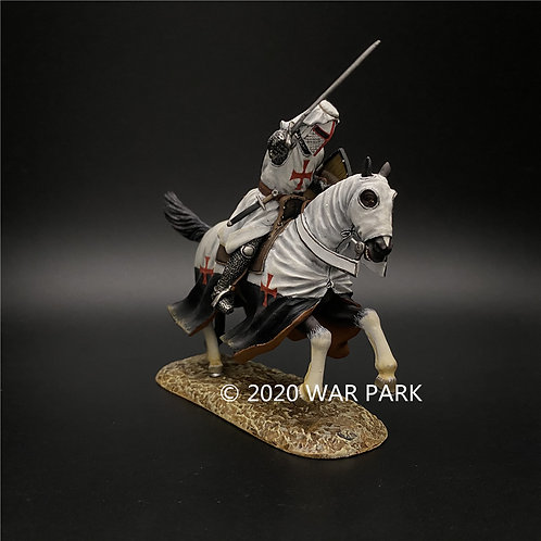 CR003 Mounted Knights Templar