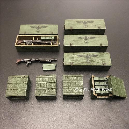 WS015 Maschinengewehr 42 Set