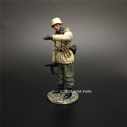 KH066 German Soldier is Showing infos