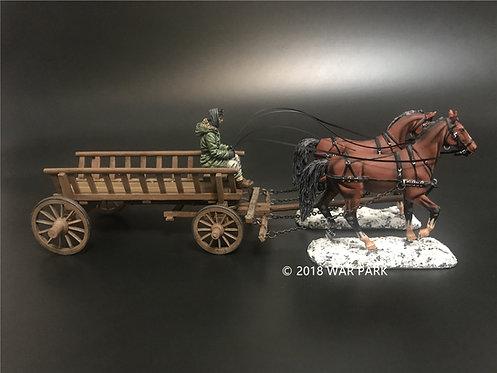 KH014 LSSAH requisition civil carriage