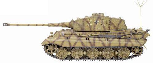 61031 King Tiger Henschel Turret Command Version