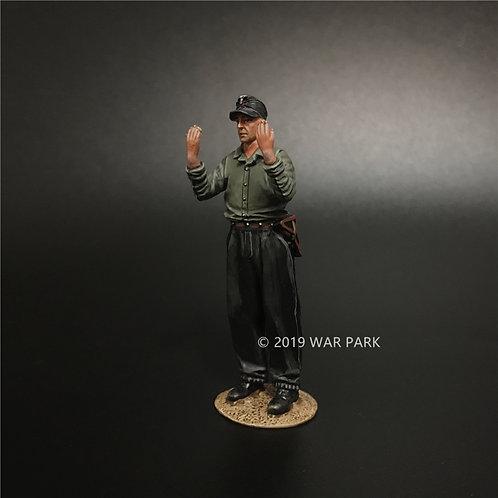 KU021 Groß deutschland Tank Crew Member