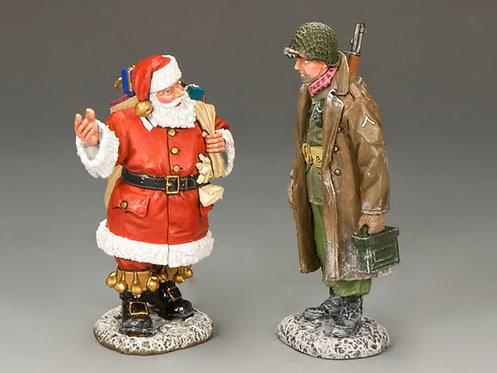 XM010-02 Have You Got Something For Me, Santa?