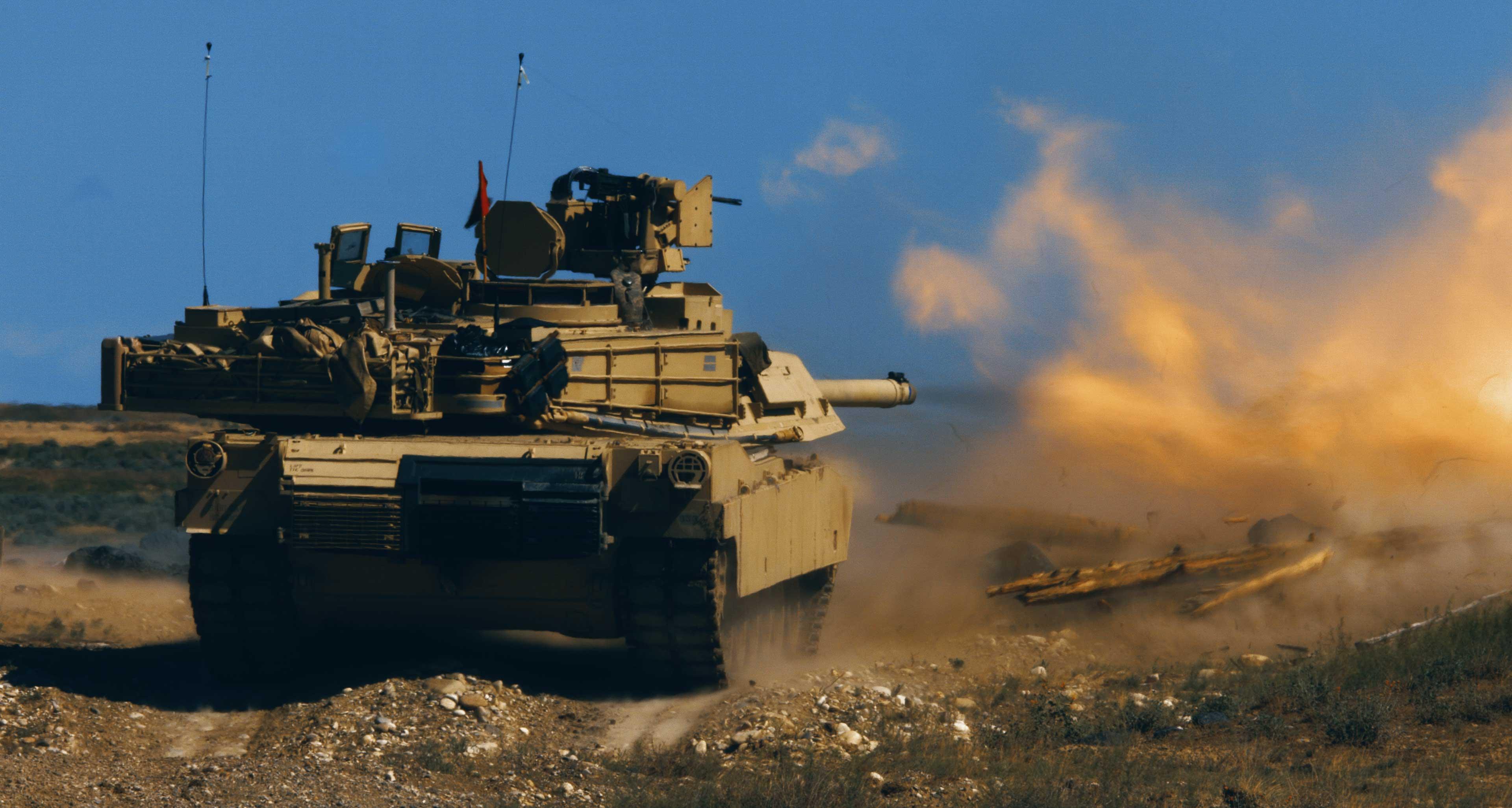Tank-Firing-Close
