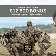 Cavalry Scout - 19D