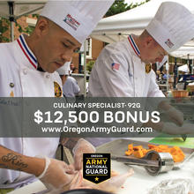 Culinary Specialist - 92G