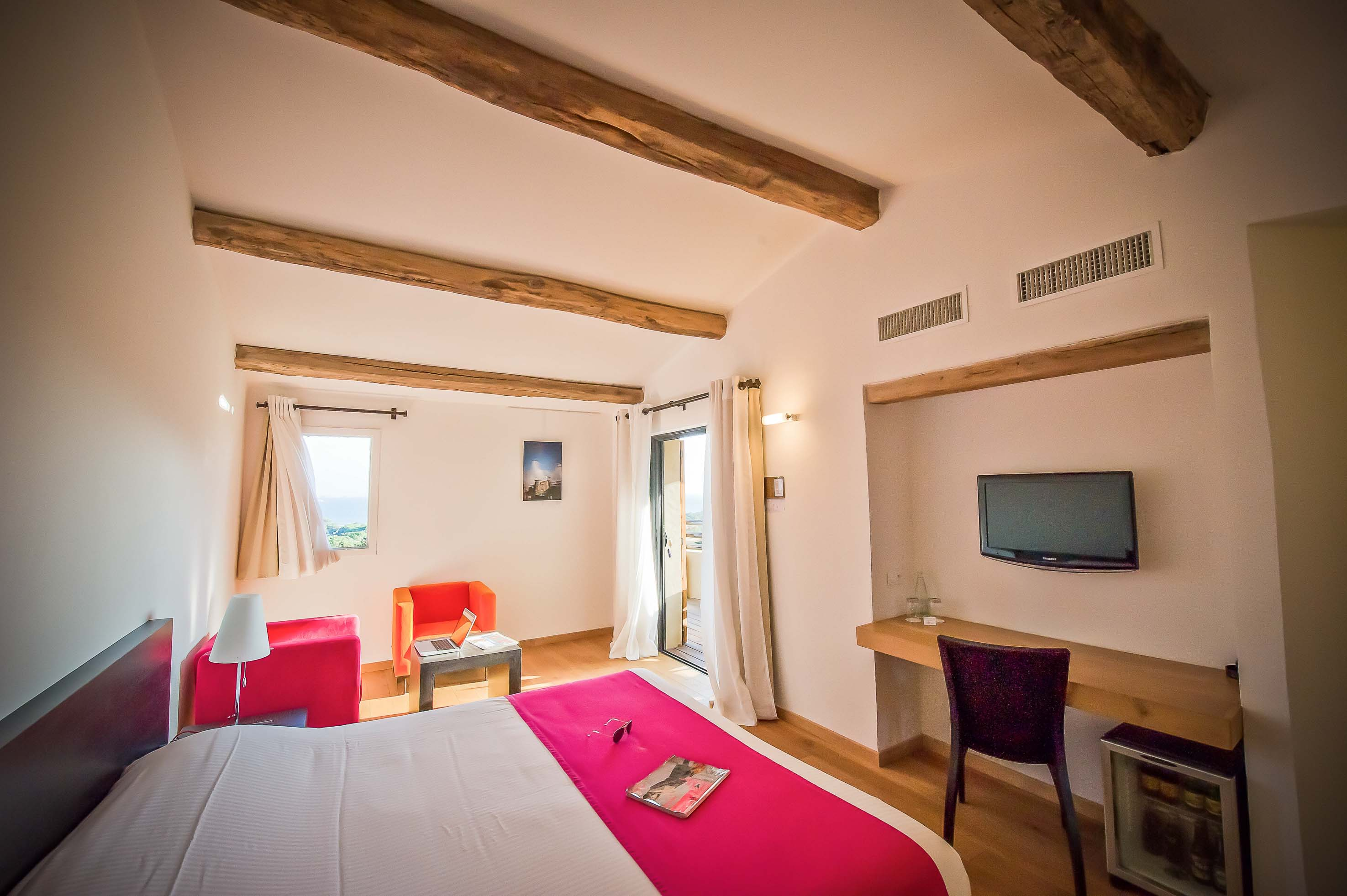 Chambre Bergeries Palombaggia