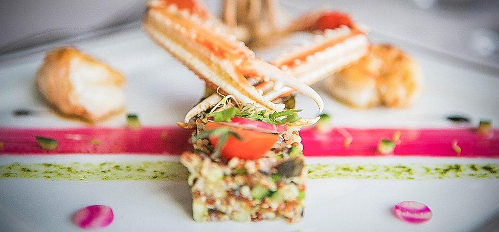 Le Rouf meilleur restaurant Porto-Vecchio