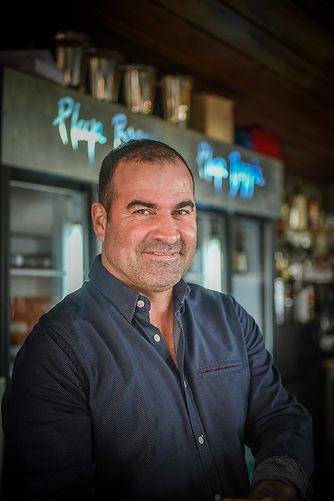Lionel Berenguier, Directeur du Playa Baggia