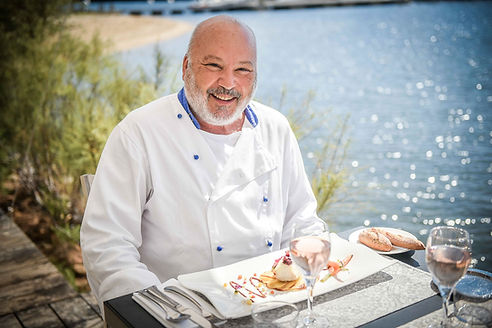 Luciano Santa Maria, Chef de cuisine, Grill du Don César