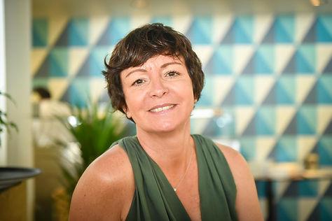 Marie-Luce Sauli, gérante du Parvis