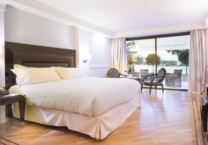 Chambre Hôtel luxe Don Cesar