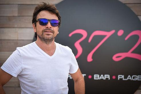 AndréTerrazzoni, gérant du 37.2