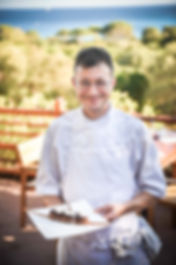 Arnaud Le Gall, Chef pâtissier, Costa Marina