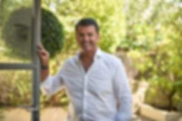 Vincent Barat, Directeur de l'Hôtel Pinarello