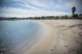 Plage de st Cyprien, meilleure plage Porto Vecchio