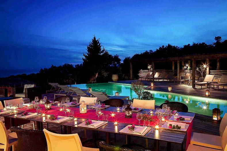 La Table de Mina meilleur restaurant Porto-Vecchio