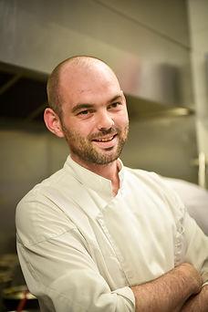 Thomas Bruguera, Chef de cuisine des Trois deux