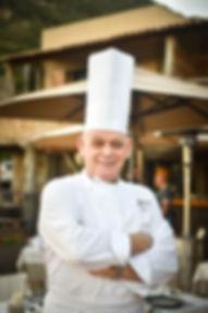 Jean-Jacques Gauthier,Chef de cuisine, Table de Mina