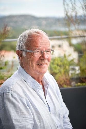 Pierre De Guy, gérant du point de vue, meilleur rooftop Porto Vecchio