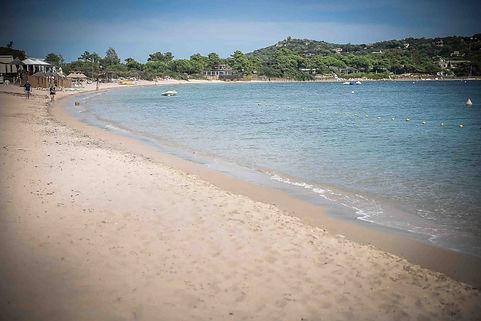 Plage de Pinarellu, meilleure plage Porto Vecchio