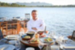 Vincent Peinado,Chef de cuisine Gastronomique Belvedere