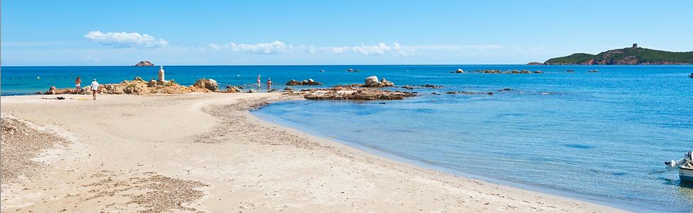 Plage Pinarellu, meilleure plage Porto Vecchio