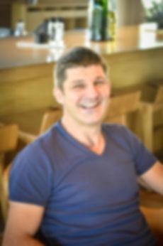 Christian Feyfant, co-gérant, Guest Burger