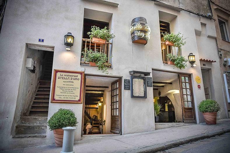 La Stella D'Oro, meilleur restaurant Porto-Vecchio