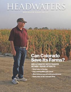 Headwaters Fall 2017 Alternative Water Transfers