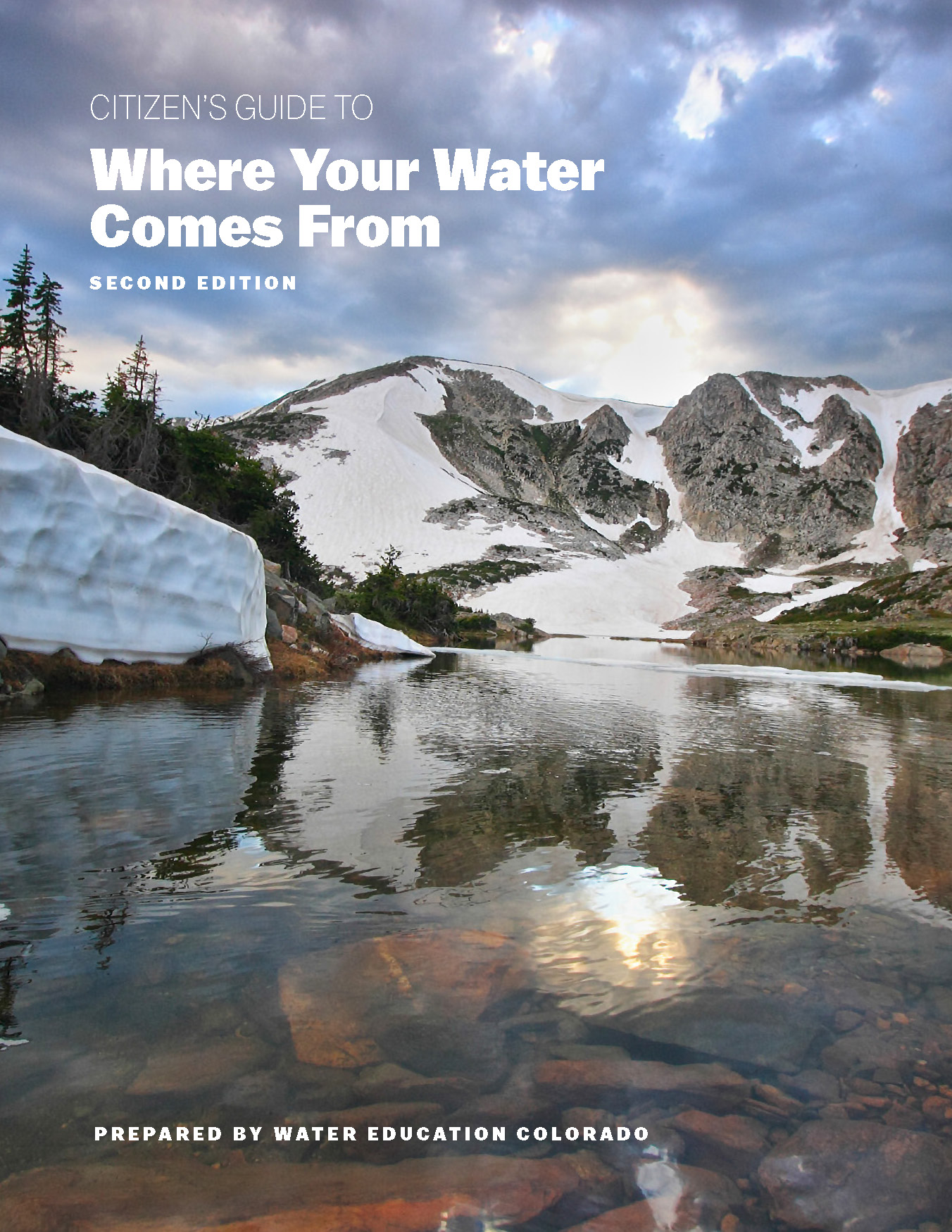 This guide explains how climate, precipitation, rivers and aquifers affect Colorado's water supply,
