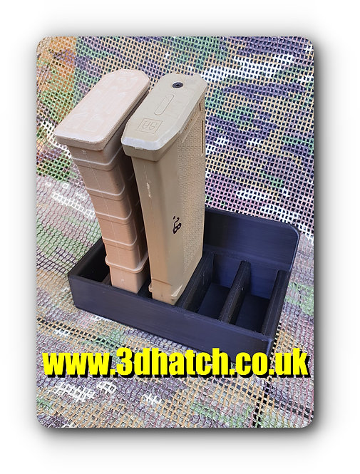Wall Mounted Mag Box MP5