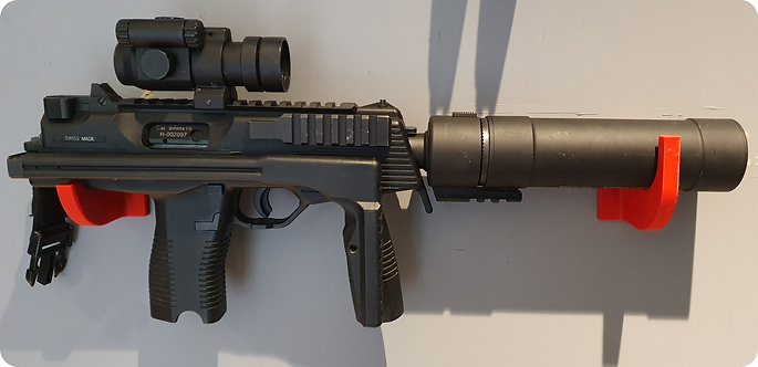 ASG/KWA MP9 WALL MOUNT